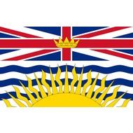 Vlag British Columbia