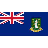 Vlag Britse Maagdeneilanden