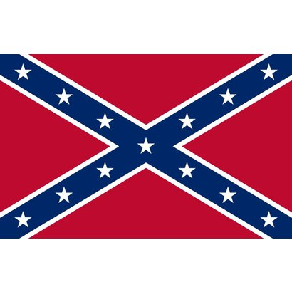 Vlag Confederate flag