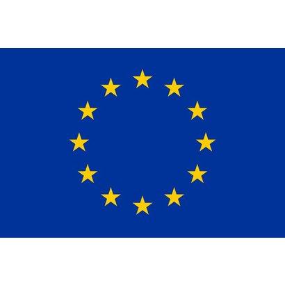 Vlag Europa EU Europese vlag