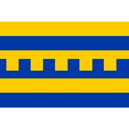 Vlag Harderwijk Gemeente flag