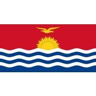 Vlag Kiribati flag