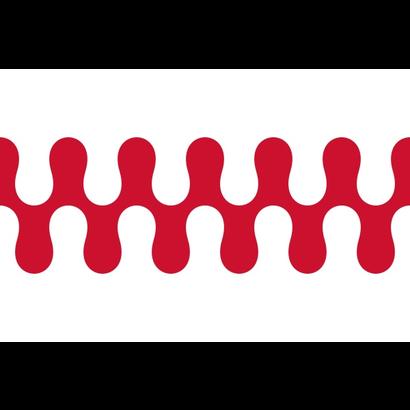 Vlag Groesbeek Gemeentevlag
