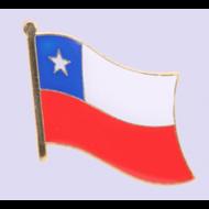 Speldje Chile flag lapel Pin Badge