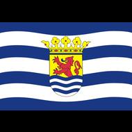 Bootvlag Province Zeeland boat flag