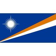 Vlag Marshall Islands flag