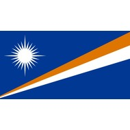 Vlag Marshalleilanden vlag