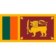 Vlag Sri Lanka vlag