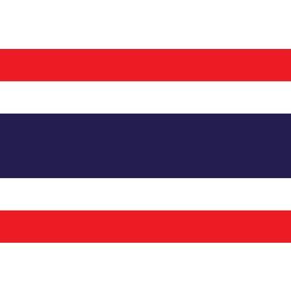 Vlag Thailand flag