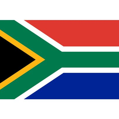 Vlag South Africa flag