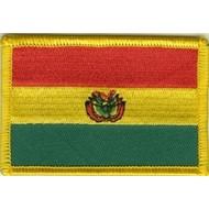 Patch Bolivia flag patch
