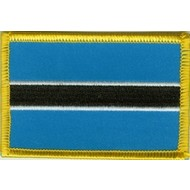 Patch Botswana flag Patch