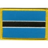 Patch Botswana vlag patch