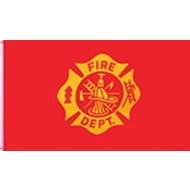 Vlag Brandweer vlag