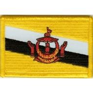 Patch Brunei vlag patch