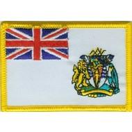 Patch Brits Antarctisch Territorium vlag patch