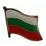 Speldje Bulgaria flag lapel Pin