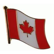 Speldje Canada flag lapel pin