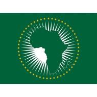 Vlag African Union flag