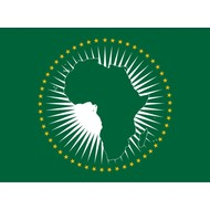 Vlag Afrikaanse Unie flag
