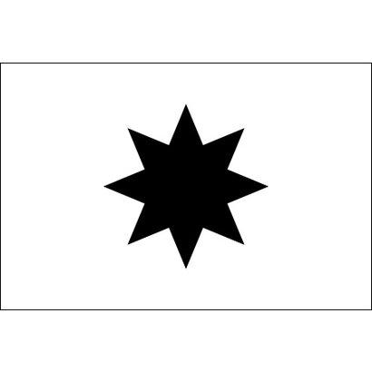 Vlag Alphen aan den Rijn Gemeentevlag