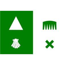 Vlag Alphen-Chaam Gemeentevlag