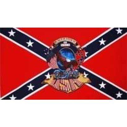 Vlag American by Birth vlag