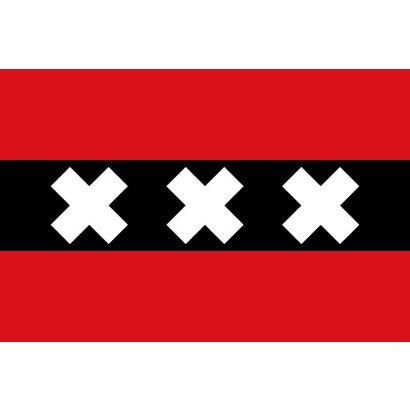 Vlag Amsterdam Gemeentevlag