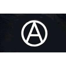 Vlag Anarchy vlag