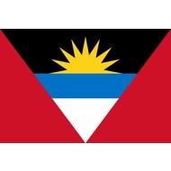 Vlag Antigua en Barbuda vlag