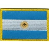 Patch Argentine vlag patch