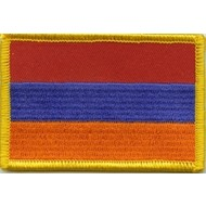 Patch Armenia flag patch