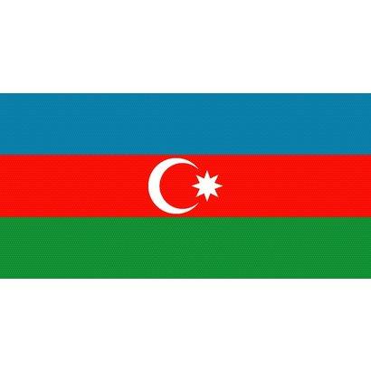 Vlag Azerbeidzjan vlag