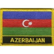 Patch Azerbijan flg patch