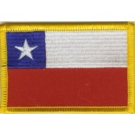 Patch Chile Chili vlag patch