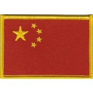 Patch China flag patch