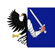 Vlag Ierland Provincie Connacht vlag