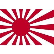 Vlag Japan Rising Sun vlag
