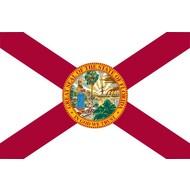 Vlag Florida State flag