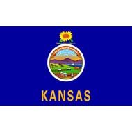 Vlag Kansas