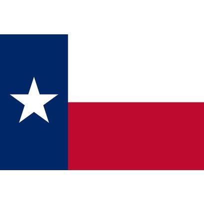 Vlag Texas State vlag