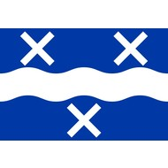 Vlag Cromstrijen Gemeente
