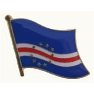 Speldje Kaapverde vlag speldje