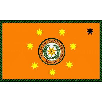 Vlag Cherokee Nation vlag