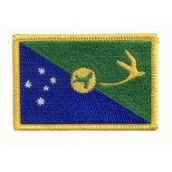Patch Christmas Island vlag patch