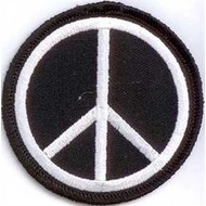 Patch CND Peace vlag patch