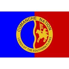 Vlag Comanche Indian