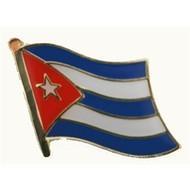 Speldje Cuba Cubaans vlag speldje
