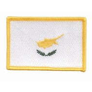 Patch Cyprus vlag patch
