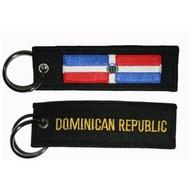Sleutelhanger / Keyring Dominicaans Republiek sleutelhanger